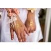 IŞILTILI TEAM BRIDE DETAYLI NEDİME DÖVME