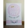 BABY SHOWER HELLO ANGEL AYAKLI FOTOBLOK PANO